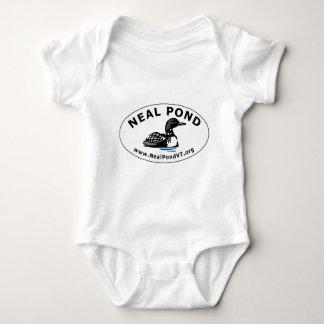 Neal Pond Loon Oval Tee Shirts