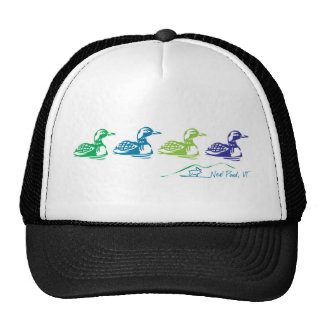 Neal Pond Loons Cap
