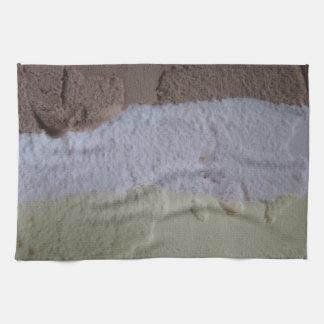 Neapolitan Ice Cream Kitchen Towel