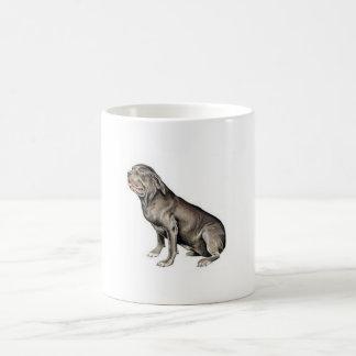 Neapolitan Mastiff Basic White Mug