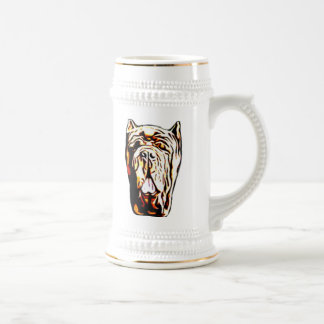 Neapolitan Mastiff beer stein Beer Steins