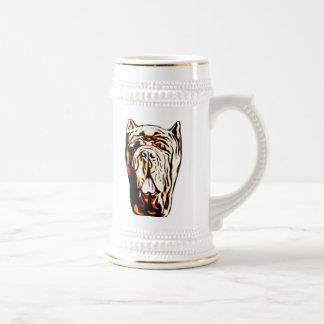 Neapolitan Mastiff beer stein Mug