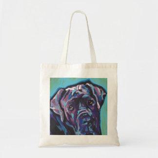 neapolitan Mastiff Dog Pop Art Tote Bag