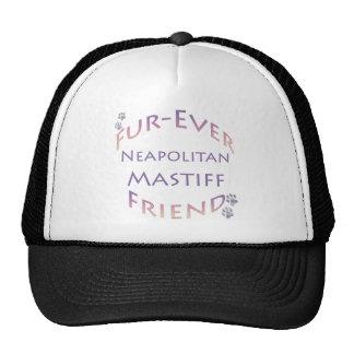 Neapolitan Mastiff Furever Mesh Hat