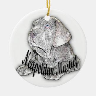 Neapolitan Mastiff ornament