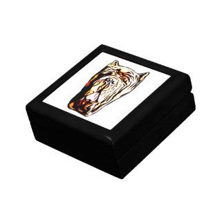 Neapolitan Mastiff Small Square Gift Box
