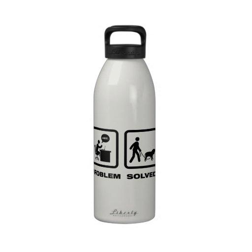 Neapolitan Mastiff Drinking Bottles