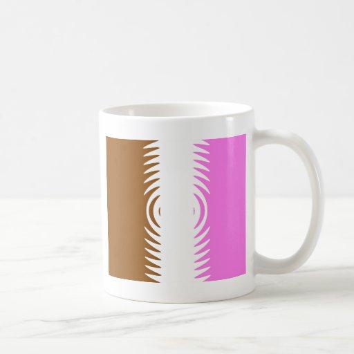 Neapolitan Pattern Mugs