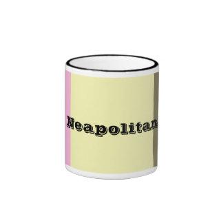 Neapolitan Ringer Mug
