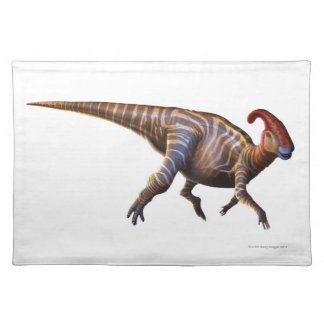 Near-Crested Lizard Placemat