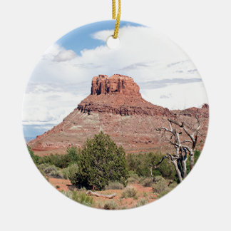 Near Dead Horse Point State Park, Utah, USA 1 Christmas Ornament
