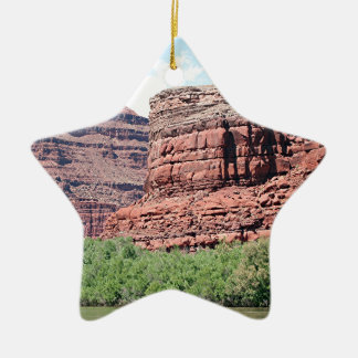 Near Dead Horse Point, Utah 3 Christmas Ornament