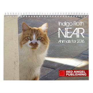 NEAR - Indigo Roth's Animal Calendar for 2016