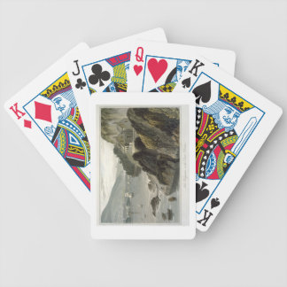 Near Kingswear, on the Dart, Devon, from Volume VI Bicycle Playing Cards