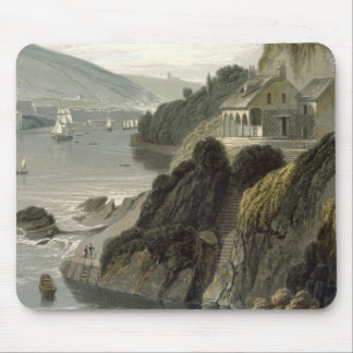 Near Kingswear, on the Dart, Devon, from Volume VI Mouse Pad