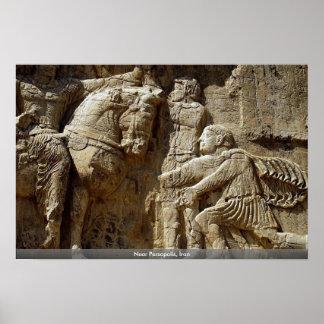 Near Persopolis, Iran Poster