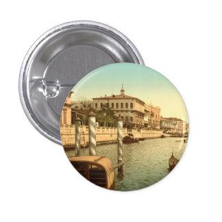 Near St Mark's, Venice, Italy 3 Cm Round Badge