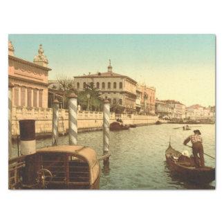"""Near St Mark's, Venice, Italy 15"""" X 20"""" Tissue Paper"""