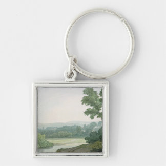 Near Washfield, Devon Key Ring