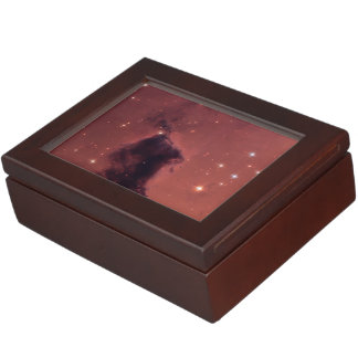 Nearby Dust Clouds in the Milky Way Keepsake Boxes