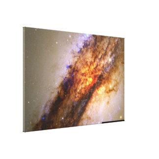 Nearby Galaxy Centaurus A Canvas Prints