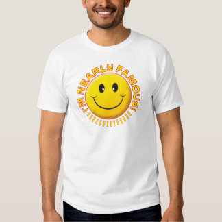 Nearly Famous Smiley Shirt