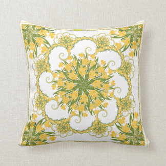 Nearly Spring Cushion