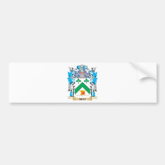 Neat Coat of Arms - Family Crest Bumper Stickers