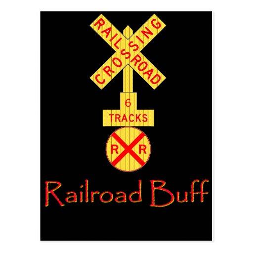 Neat Railroad Stuff Postcards
