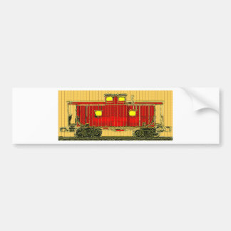Neat Railroadiana Bumper Stickers