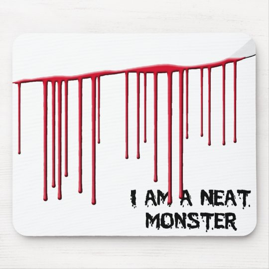 neatmonster mouse mat