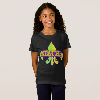 NEAUXLa Fleur de Lis Kids T-Shirt