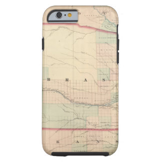 Nebraska 2 tough iPhone 6 case