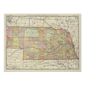 Nebraska 4 poster