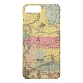 Nebraska and Kansas 2 iPhone 8 Plus/7 Plus Case