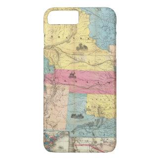 Nebraska and Kansas 3 iPhone 8 Plus/7 Plus Case