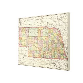 Nebraska Canvas Print