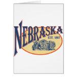 Nebraska Card