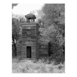 Nebraska Church Postcard