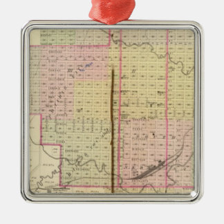 Nebraska City, Nebraska Christmas Ornament