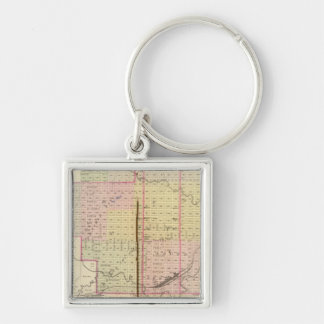 Nebraska City, Nebraska Key Ring