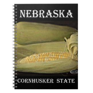 Nebraska Cornhusker State Note Books