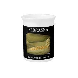Nebraska Cornhusker State Pitchers