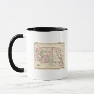 Nebraska, Dakota, Idaho, Montana, and Wyoming Mug