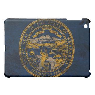 Nebraska Flag iPad Mini Covers
