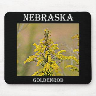 Nebraska Goldenrod Mouse Pad