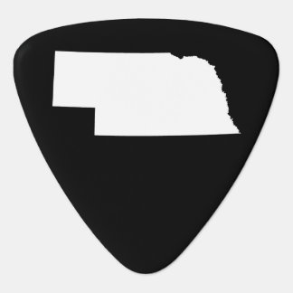 Nebraska Guitar Pick