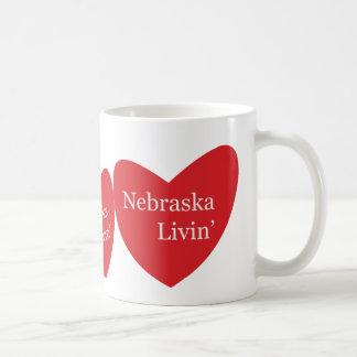 Nebraska Livin' Mug