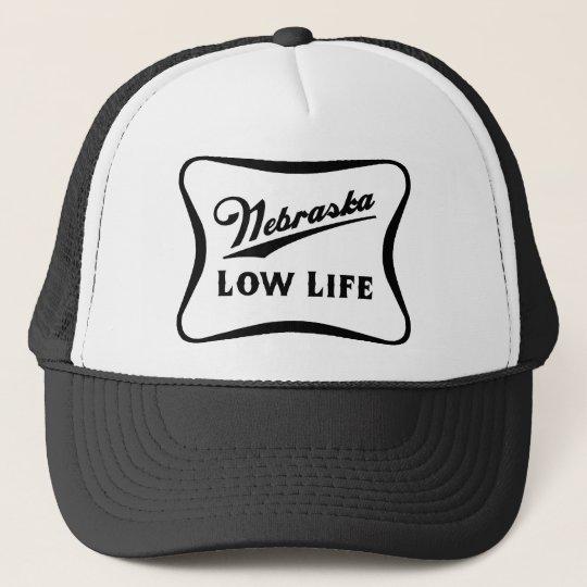 Nebraska - Low Life Hat