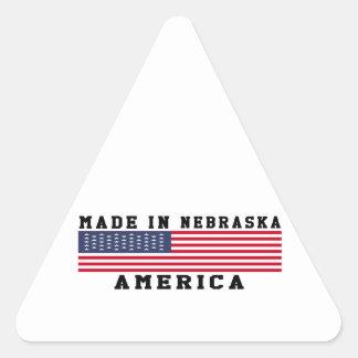 Nebraska Made In Designs Sticker